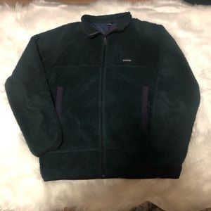 Patagonia fleece men jacket XXL